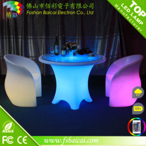 LED Sofa/ LED Bar Table/ Nightclub/ LED Furniture pictures & photos