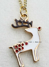 Christmas Jewelry/Christmas Necklace/Christmas Pendants (XJW13351) pictures & photos