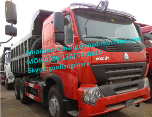Hot Sale Sinotruk HOWO A7 Dump Truck 6X4 336/371HP Africa pictures & photos