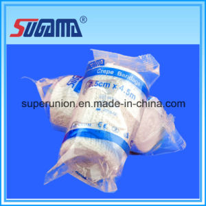 High Quality Medical Elastic Crepe Bandages for Single Use pictures & photos
