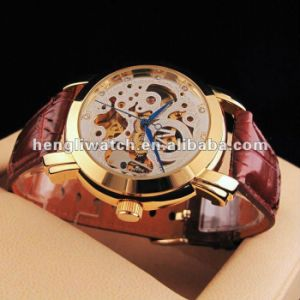 Fashion Automatic Watch for Men, Stainless Steel Inexpensive Watches Ja15033 pictures & photos
