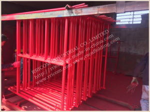 High Quality 5′1′′x5′ Powder Coated Scaffolding Frames pictures & photos