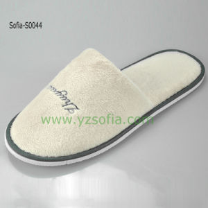 2014 Hot Sale Good Quality Hotel Slippers