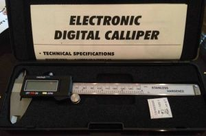 4Cr13 Stainless Steel Digital Vernier Caliper pictures & photos