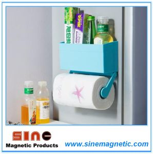 Strong Magnetic Fridge Storage Box/Side Hanging Plastic Box pictures & photos
