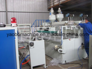 Ybpeg-1500 Bubble Film Making Machine with Auto Cutter pictures & photos