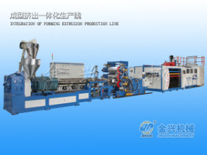 Automatic Sheet Extruder & Cup Making Machine Line (RCX-700/ASPII110-800) pictures & photos