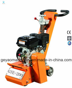 Gasoline Concrete Asphalt Surface Scarifier Gye-200 with Anti-Vibration Handle pictures & photos