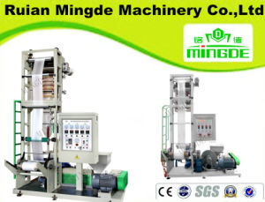 Md-45X2 -600 Double Colors Film Blowing Machine pictures & photos