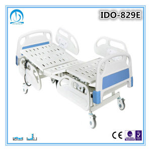 Ce &ISO Approved Hill ROM Hospital Bed pictures & photos