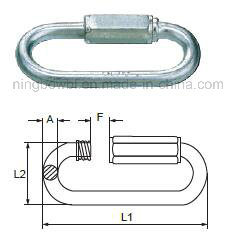Wide Jaw Quick Link /Hook pictures & photos
