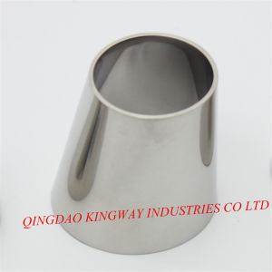 Stainless Steel Sanitary Welded Eccentric Reducer, pictures & photos