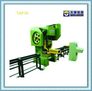 Semi Automatic Angle Punching and Marking Machine (TAP16)