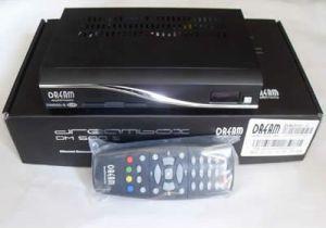 Dreambox 500-S Black with SIM A8p Card