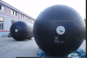 D3000mm EL6000mm The Competitive Price Pneumatic Yokohama Marine Fender pictures & photos