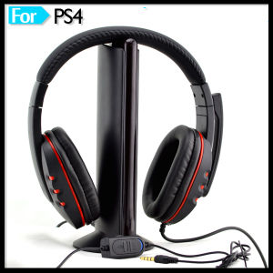 Wired Game Headphone for PS4 xBox One Wii Console pictures & photos