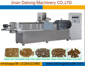 Fish Food Pellet Extruder Machine pictures & photos