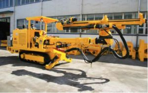 Hydraulic Underground Bolting Jumbo/Rock Bolter pictures & photos