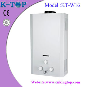 New Arrival Wholesales Gaz Water Heater with LCD