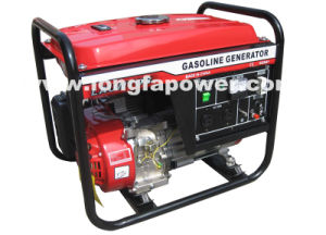 5.0kVA 5kw Home Power Gasoline Petrol Generator pictures & photos