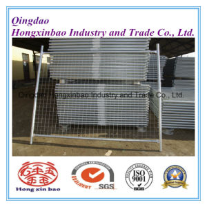 Easy to Install Galvanized Chain Link Mesh Temporary Fence pictures & photos