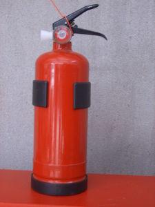 3kg Portable Dry Powder Fire Extinguisher (JY2012-0013)