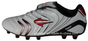 China Men Outdoor Sports Football Boots Soccer Shoes (815-1416) pictures & photos