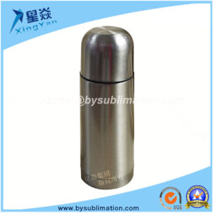 500ml 304 Stainless Steel Sublimation Bullet Vacuum Flask pictures & photos