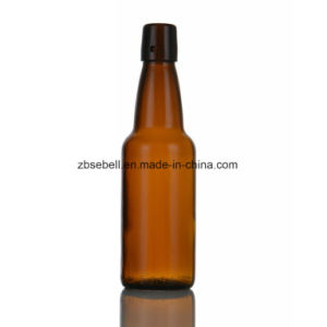 330ml Amber Beer Bottle Glass Bottle for Beer pictures & photos