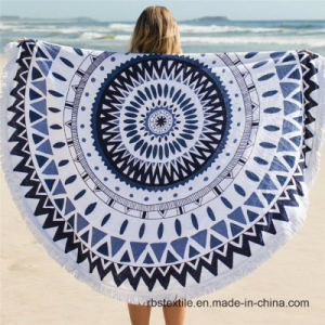 fashion Printed Soft Beach Towel pictures & photos