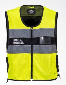 Oxford Good Quality Breathable Safety Wear Vest pictures & photos