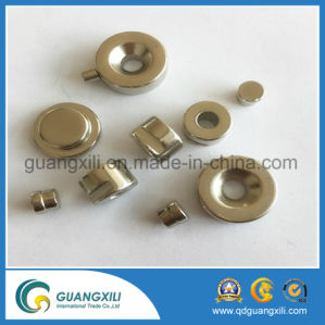 Specialized Neodymium Cylinder Type Magnet for Industry pictures & photos