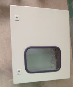 IP65 Distribution Box with Glass Window pictures & photos