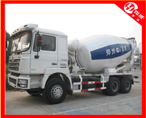 Concrete Mixing Truck 6cbm, Concrete Truck 6 Cbm for Sale pictures & photos