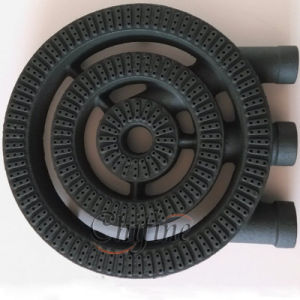 Sand Cast Iron Gas Burner OEM Service pictures & photos