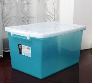40L Wholesale Factory Price Cheap Plastic Storage Box for Clothes & China 40L Wholesale Factory Price Cheap Plastic Storage Box for ... Aboutintivar.Com