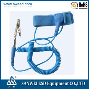 ESD Antistatic Wired Wrist Strap 3W-3101A pictures & photos