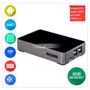 Amlogic Dual Core 1GB/8GB Xbmc Smart TV Box