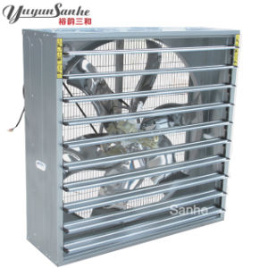 Centrifugal Axial Type Exhaust Fan for Poultry House/Farm Ventilation pictures & photos