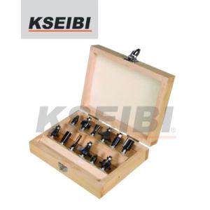Hot Sale Kseibi 12 PCS Router Bit Set pictures & photos