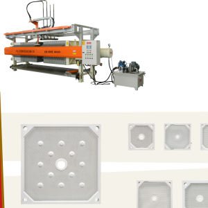 Recessed Type Filter Plate on Filter Press pictures & photos