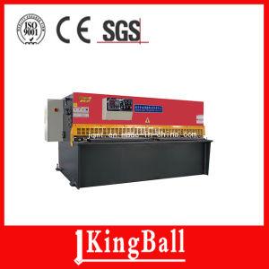 Hydraulic CNC Pendulum Shearing Machine (QC12Y-6X6000) pictures & photos