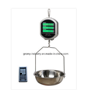 Digital Hanging Price Computing Crane Scale with Pan Ocs-P pictures & photos