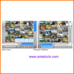Gv 800 DVR Card 16 Channel for CCTV Video Security System pictures & photos