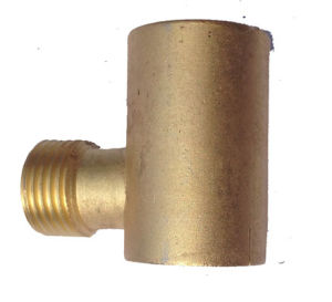 Brass Male Tee-Connection