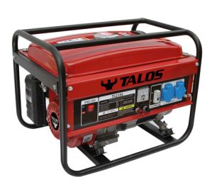 6 kVA Portable Gasoline Generator Set (TG8000) pictures & photos