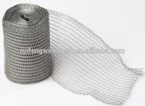 Stainless Steel Knitted Mesh pictures & photos