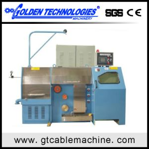 Fine Wire Cable Drawing Machine with Annealer (XT22) pictures & photos