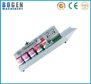 Continuous Electromagnetic Induction Aluminum Foil Bottle Sealing Machine pictures & photos