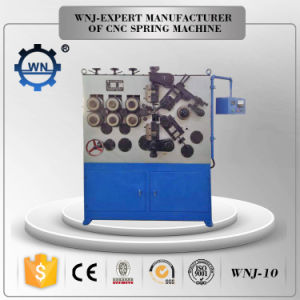 Wnj 10 Spring Coiling Machine